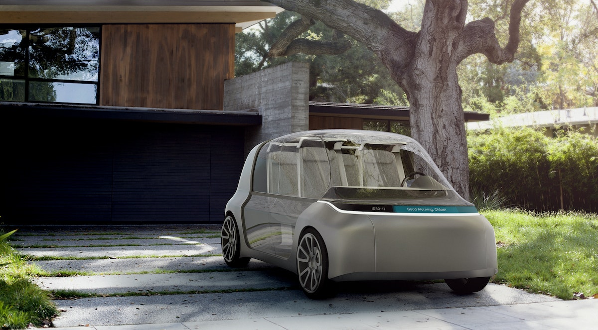 IDEO · The Future of Automobility